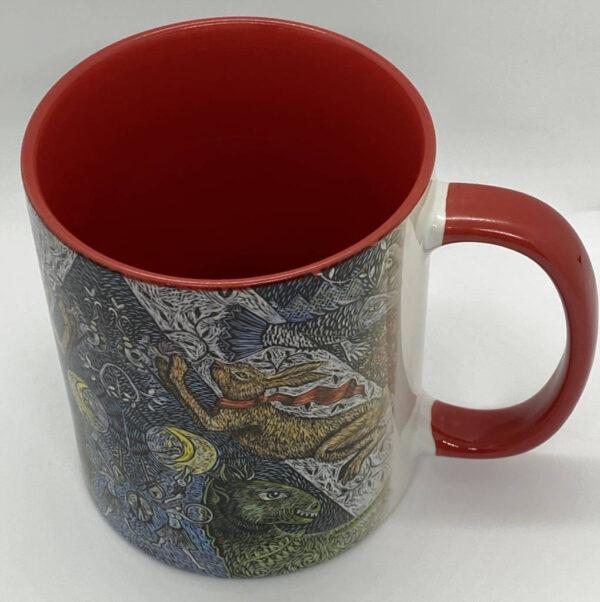 chagall-mug