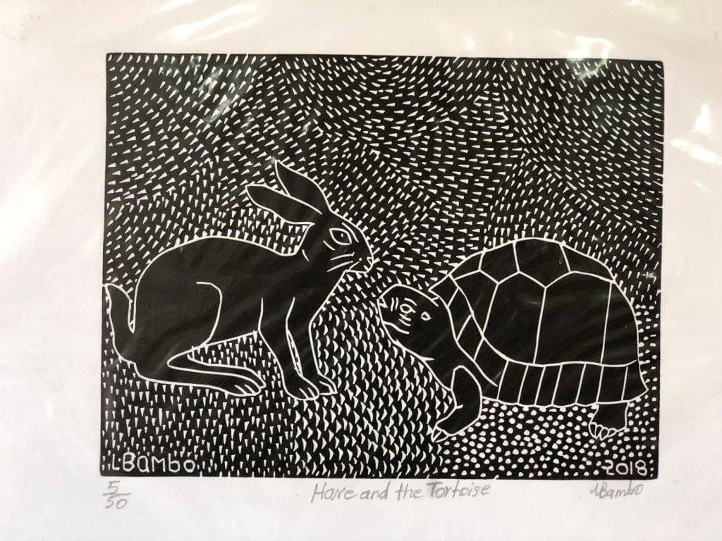 Hare & tortoise