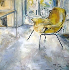 yellow-chair